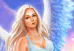 angel of light closeup