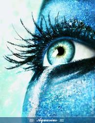 Aquarius eye by ftourini