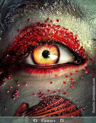 Cancer eye by ftourini