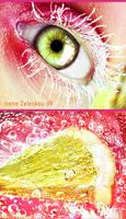 lemon sorbet eye