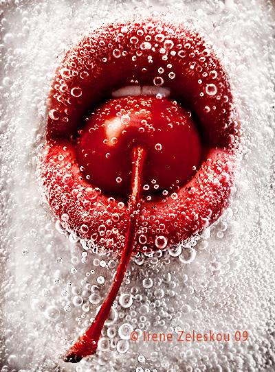 cherry bite by ftourini