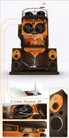 orange squeezer remix machine by ftourini
