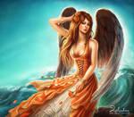 Aurora goddess