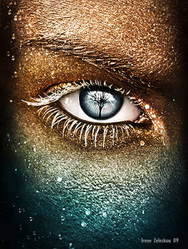Eye of the fallen