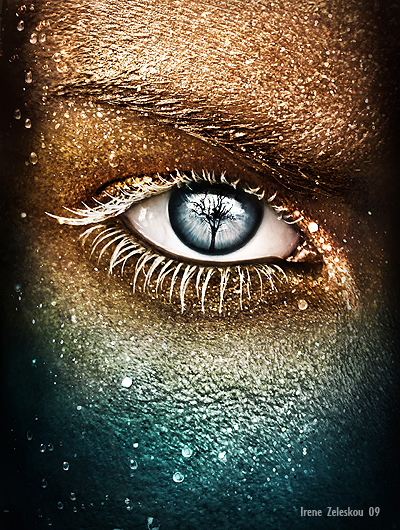 Eye of the fallen by ftourini