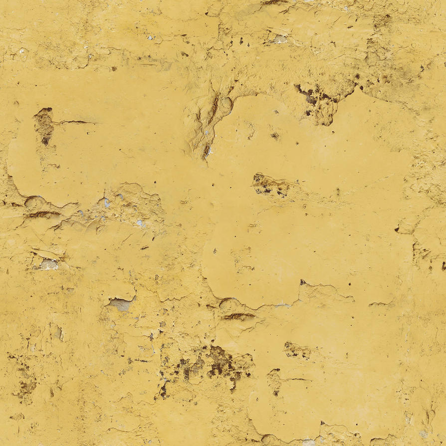 Tileable yellow wall texture by ftourini on deviantart for Yellow wall paint mood