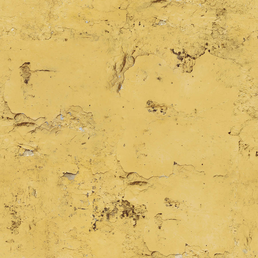 tileable yellow wall texture