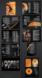 karma cd booklet by ftourini
