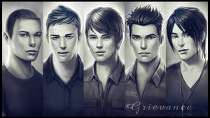 grievance boys wallpaper by ftourini