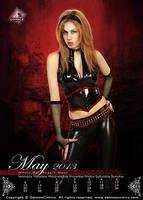 Leather And Blood  by ftourini