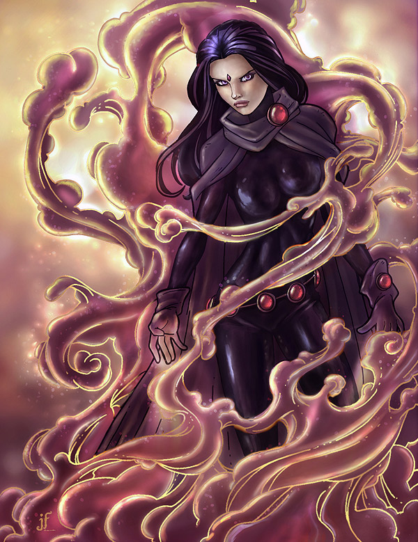 Raven by ftourini
