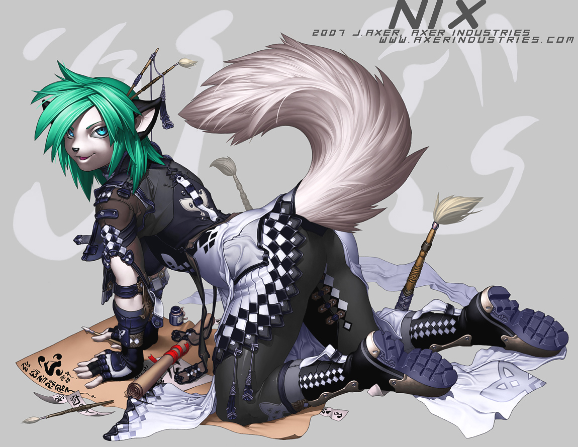 Planning and Preparation: Nix by JayAxer