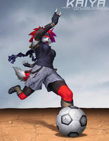 Not Quite World Cup: Kaiya