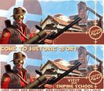 TF2 Sniper Spray