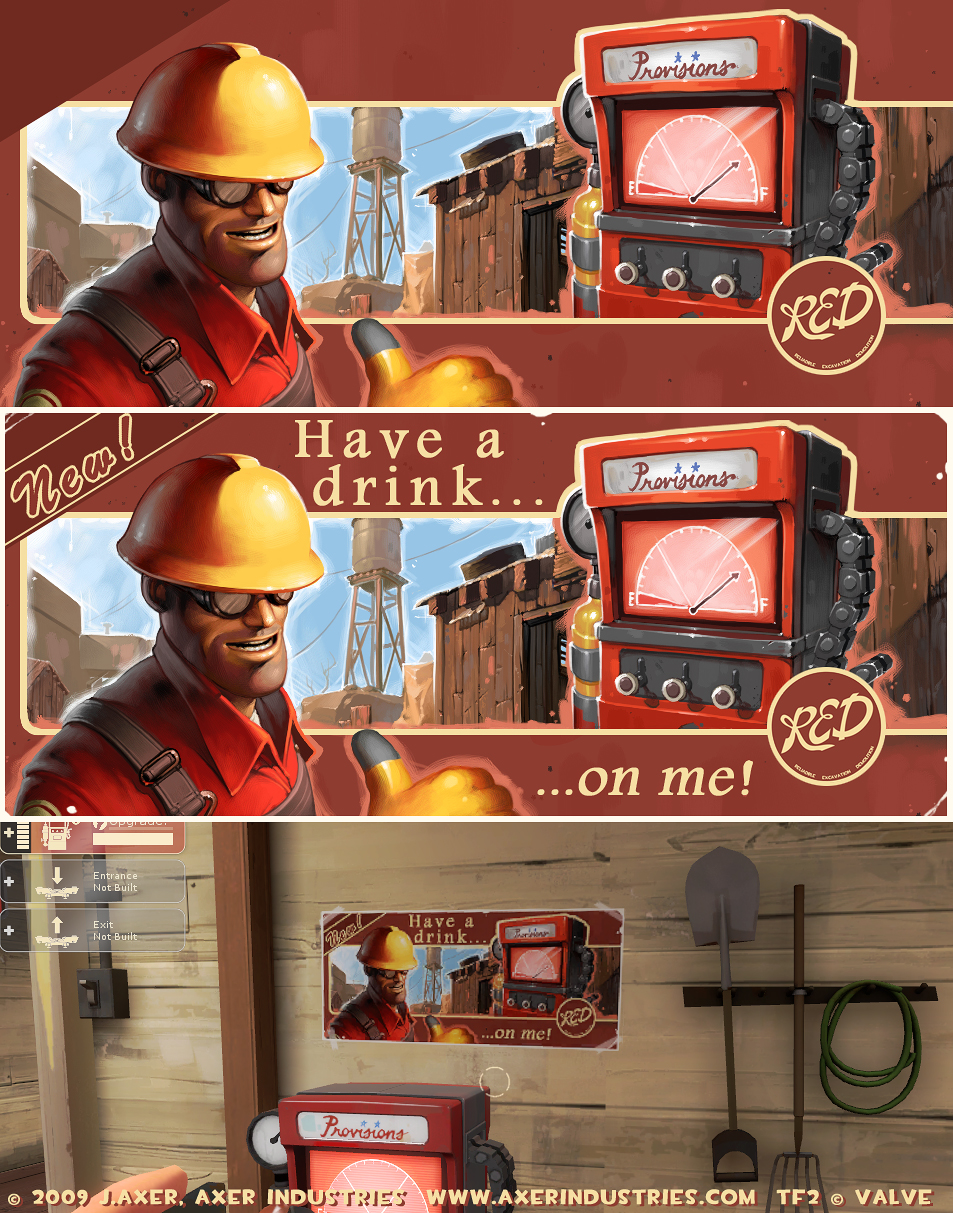 Tf2 engineer by jayaxer on deviantart - Tf2 logo wallpaper ...