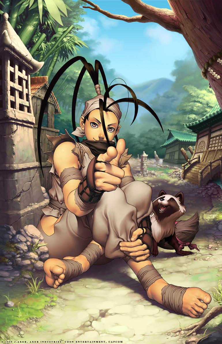 Ibuki Legends Cover by JayAxer