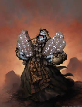 Hordes: Trollkin Runeshaper