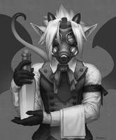 Chemical Therapy by JayAxer