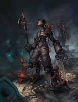 Subterraean Soldiers