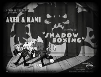 Old Timey Shadow Boxing