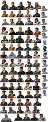Firefall Headshots by JayAxer