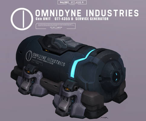 Generator Concept - Firefall