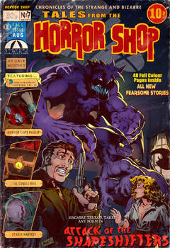 Tales from the Horror Shop