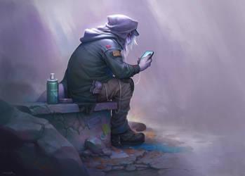 Melancholy Stillness