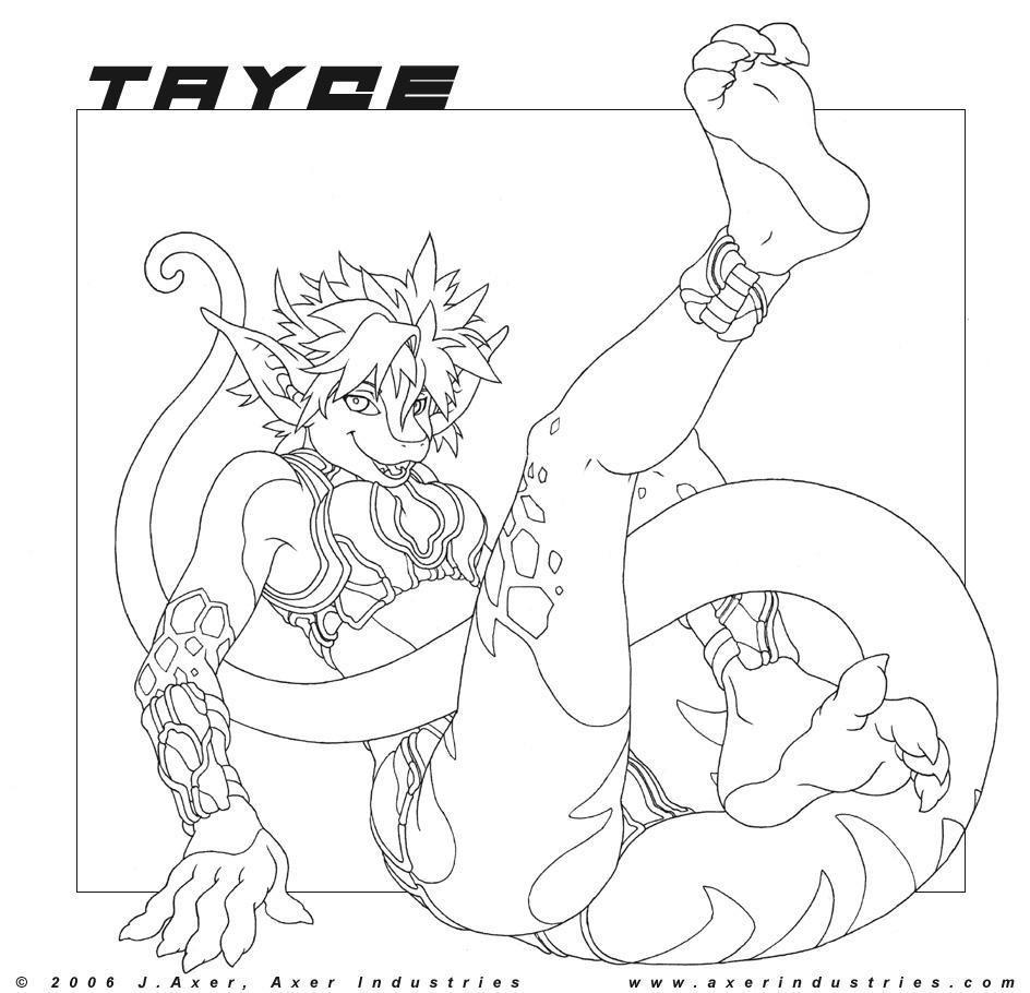 Tropical Trader by JayAxer