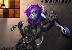 Razor-Sharp Reception-Whiplash by JayAxer