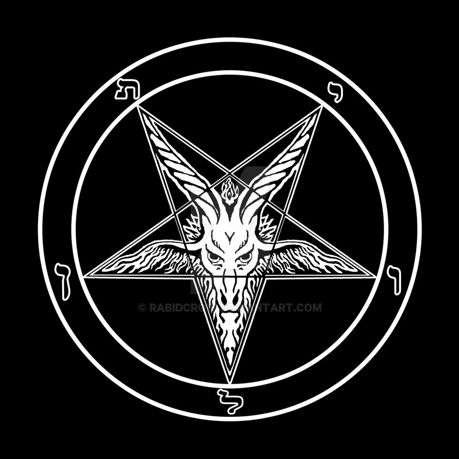 Baphomet sigil of satan and satanism by rabidcrow on deviantart baphomet sigil of satan and satanism by rabidcrow buycottarizona Images