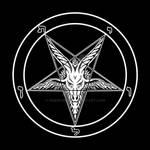 Baphomet Sigil of Satan and Satanism