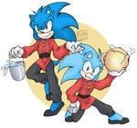 Sonic 1/2