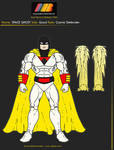MOTUC SPACE GHOST by Hanna and Barbera
