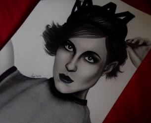 Hayley Williams by anabdero