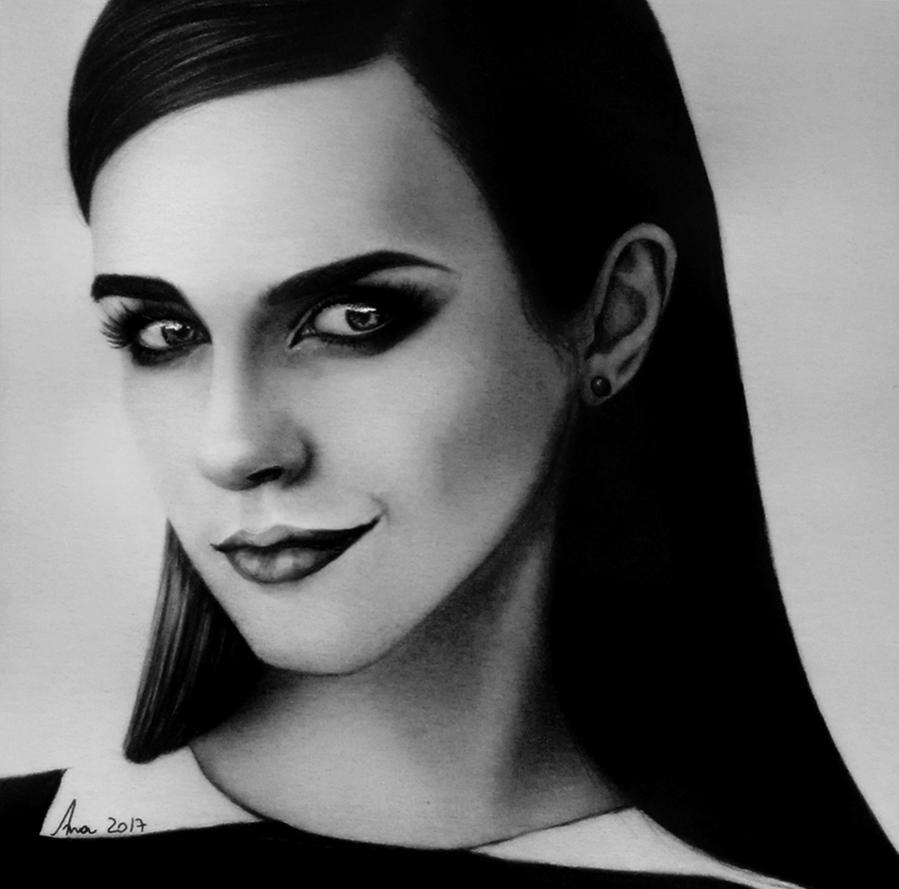 Emma Watson by anabdero