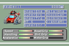 Gadget Racers: RedDevil 3 by PokeMarioFan14