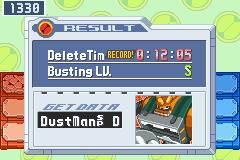DustMan SP Deletion Record by PokeMarioFan14