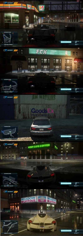 Parody Brands by PokeMarioFan14