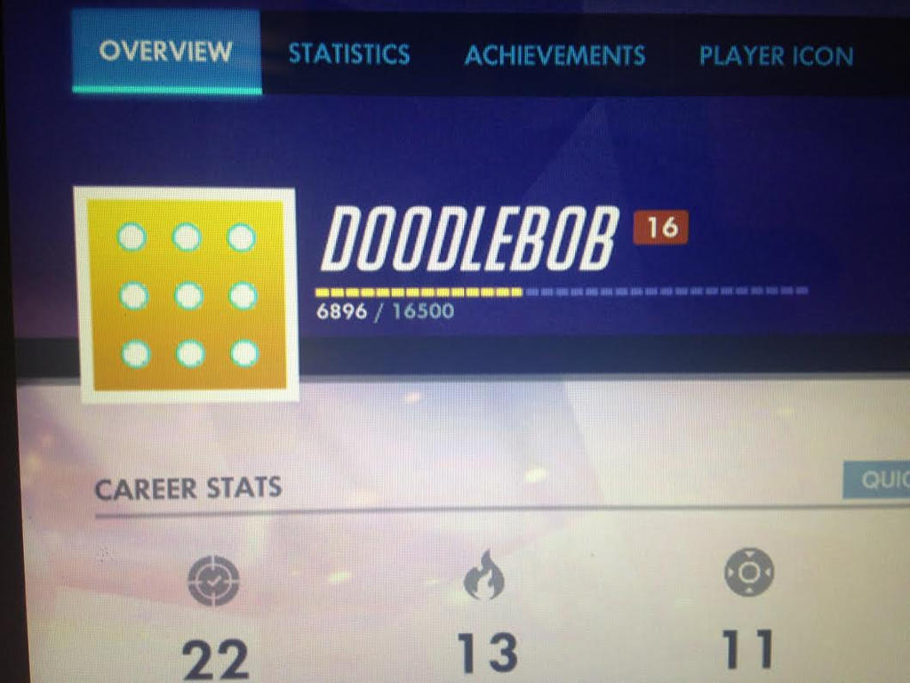 Doodlebob Plays Overwatch!? by PokeMarioFan14