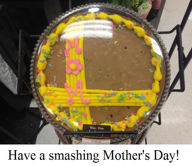 Smashing Mother's Day by PokeMarioFan14