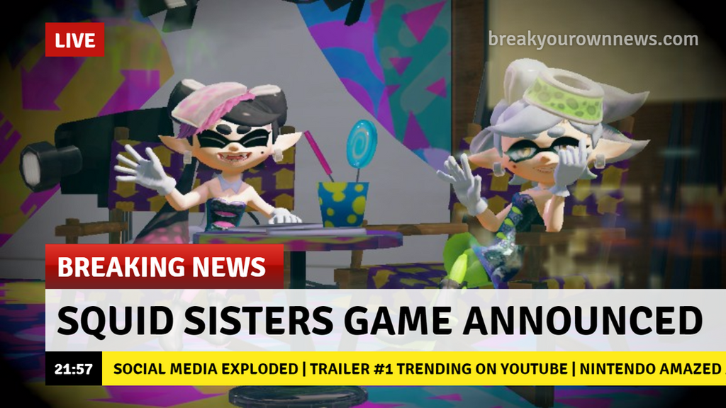 Game Announcement by PokeMarioFan14