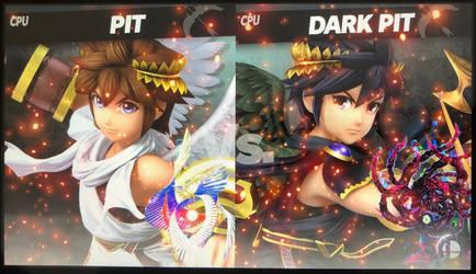 Light VS. Dark - The Rematch by PokeMarioFan14