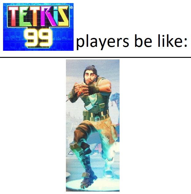 Tetris Battle Royale by PokeMarioFan14