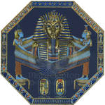 Tutankhamun, Isis  Nephthys