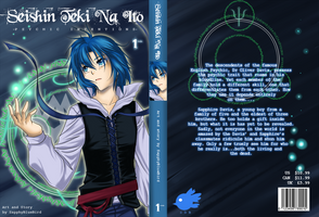 Manga Cover by vixiebee