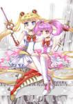 Steam Punk Sailor Moon contest entry