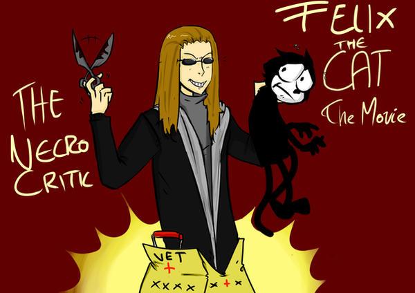 Necro Critic: Felix the Cat