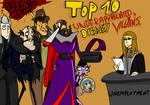 Necro Critic: Top 10