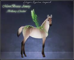 MornBreeze - Second lisqar foal from breedings! by Flutties